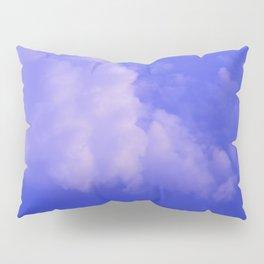 Aerial Blue Hues I Pillow Sham