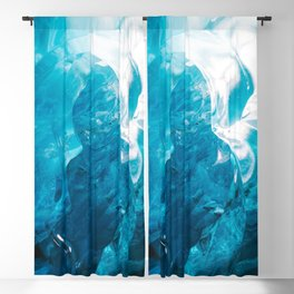artistic photography Blackout Curtain