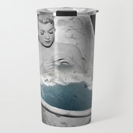 Birdy bath Travel Mug