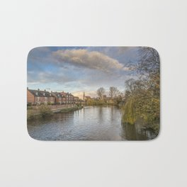The River Severn Bath Mat