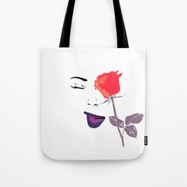 Wink | Floral Tote Bag