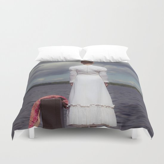 Travelling Duvet Cover
