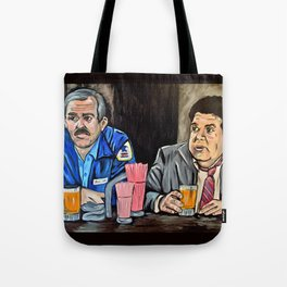 Cheers to Cliff and Norm Tote Bag
