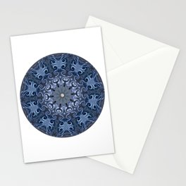 Moon A068 Stationery Cards