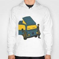 van Hoodies featuring Van by AndaLouz