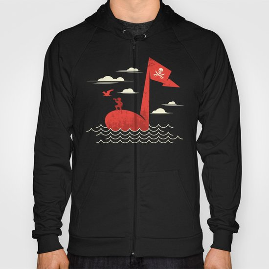the pirate's song Hoody