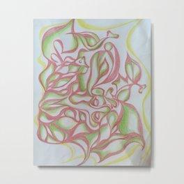 Maze of Wonder Metal Print