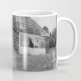 Dwelling looking NE. Parcel 126, W.H. Whiteley. Todd Shipbuilding, Seattle, WA. NARA 298522 Coffee Mug