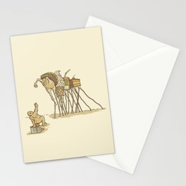 THE TEMPTATION Stationery Cards