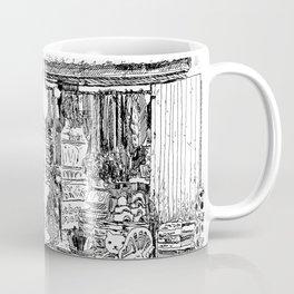 Faubourg du Temple Coffee Mug