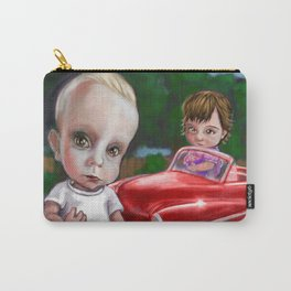 Baby's Drivin' Carry-All Pouch