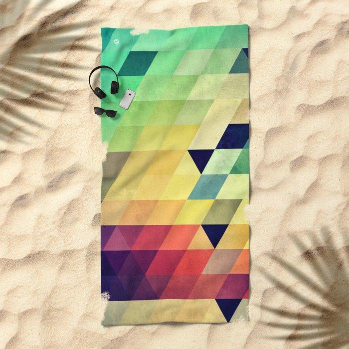Xyv Beach Towel
