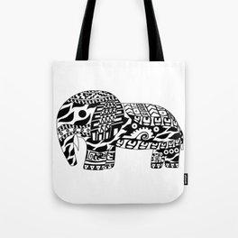 Mr elephant ecopop Tote Bag