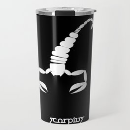 Scorpion ~ Scorpius ~ Zodiac series Travel Mug