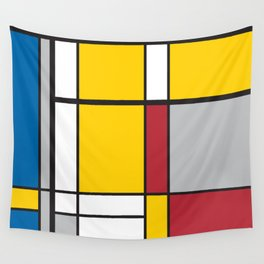 Design by Bill Caddell Series1-2 Wall Tapestry