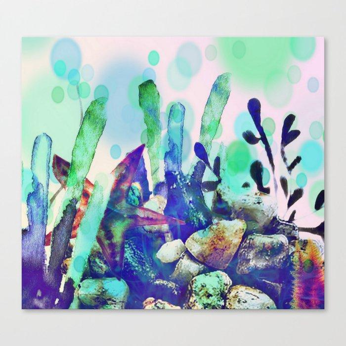 Underwater World 2 Canvas Print
