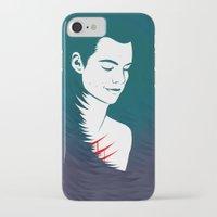 stiles stilinski iPhone & iPod Cases featuring Teen Wolf Stiles Stilinski by neonico