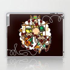 Pug'N'Play Laptop & iPad Skin