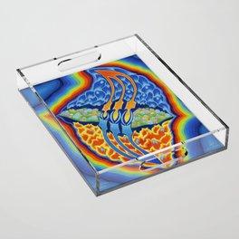BNC#2014-05 Acrylic Tray