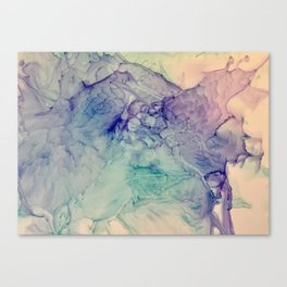 A Ripple in Time Canvas Print