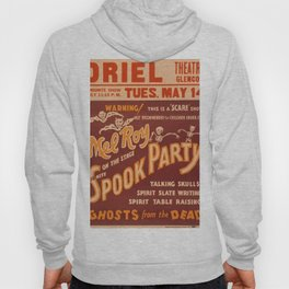 Vintage poster - Spook Party Hoody