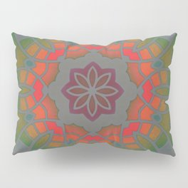 Fun with Coloring Infared Style 2 Pillow Sham