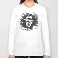 rorschach Long Sleeve T-shirts featuring Rorschach by Vickn