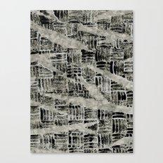 Texture Mix Canvas Print