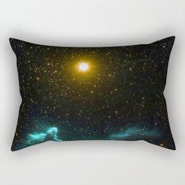 Gamma Cassiopeia Nebula Rectangular Pillow