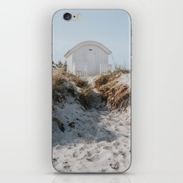 Salty Summer - Landscape and Nature Photography iPhone Skin