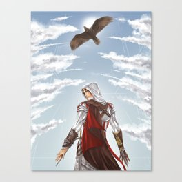 The Eagle of Florence Canvas Print