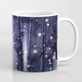 Purple Fantasy Forest Coffee Mug