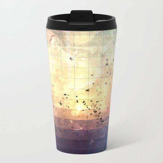 zkyy flyy Metal Travel Mug