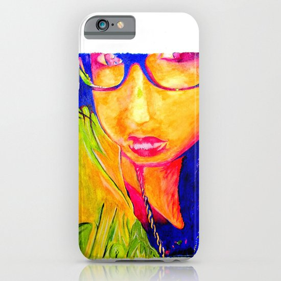 Hailey Seals iPhone & iPod Case