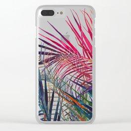 The jungle vol 1 Clear iPhone Case