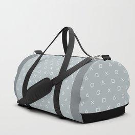 Gamer in the Fog Duffle Bag