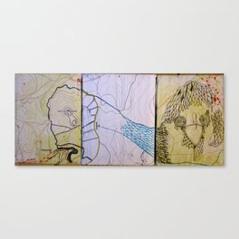 METAMORFOSI Canvas Print