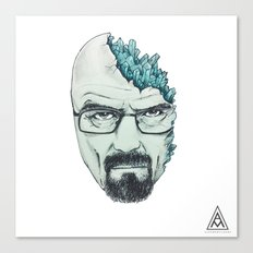 Walter By alexmurilloart Canvas Print