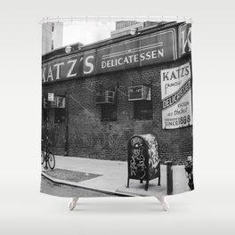Katz V Shower Curtain