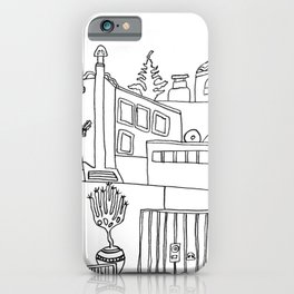 Old Town - Benalmadena iPhone Case