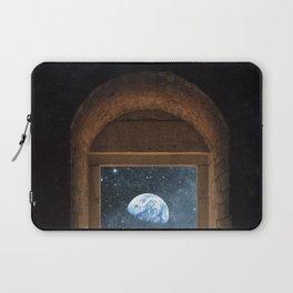 DOOR TO THE UNIVERSE Laptop Sleeve