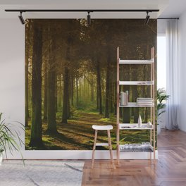 Woodland Tranquility Wall Mural