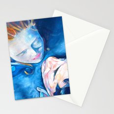 Caught by the light Stationery Cards