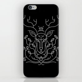 Reindeer iPhone Skin