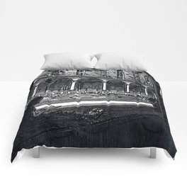 Reading Window Comforters
