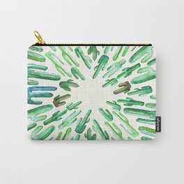 cactus center Carry-All Pouch