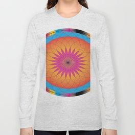 Mandala Art Long Sleeve T-shirt