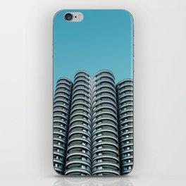 Wilco towers iPhone Skin