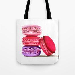 French Macarons Tote Bag