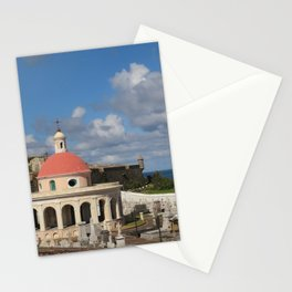 Chapel at Saint Mary Magdalene Cemetery Stationery Cards